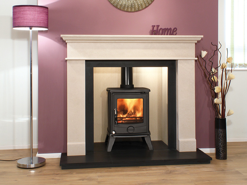 Malaga Medistone Package Deal by Newman Fireplaces