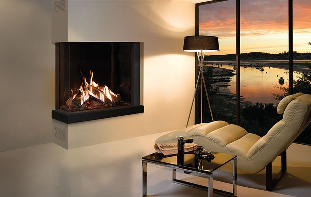 Gazco Reflex 75T Multi-Sided Gas Fire