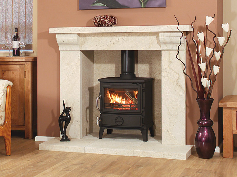 Barosa Medistone by Newman Fireplaces
