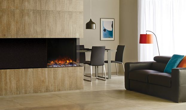 Gazco E-Reflex 75W Outset Electric Fire