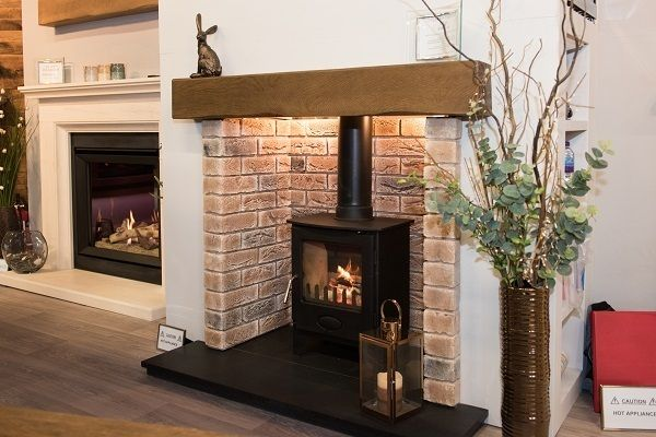 Newman Oak Effect Stone Beam