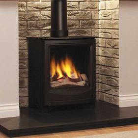 Newmans Flame View ST1 Gas Stove