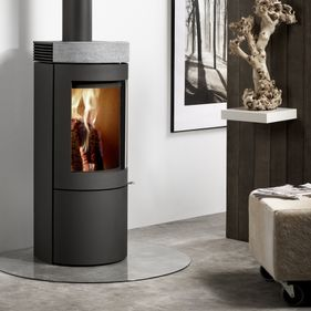 Westfire Uniq 26 Eco with Soapstone