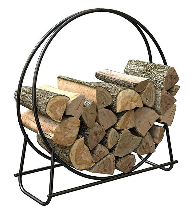 Log Hoop Small